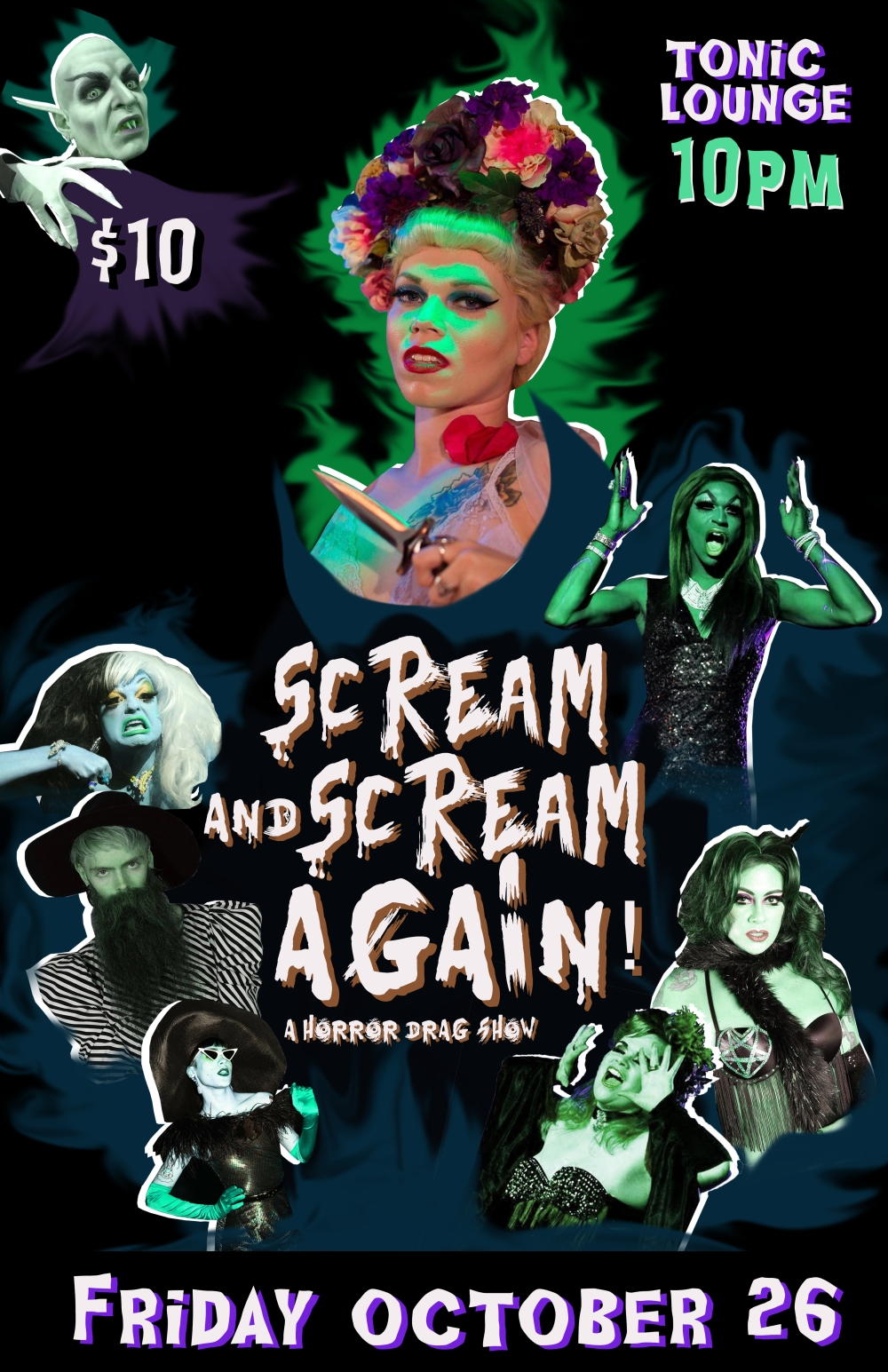 Scream& Scream Again
