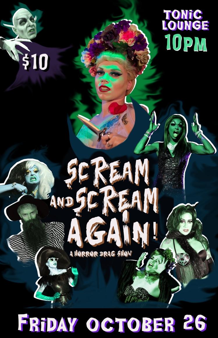 Scream& Scream Again